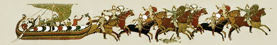 The Battle of Hastings - 1066